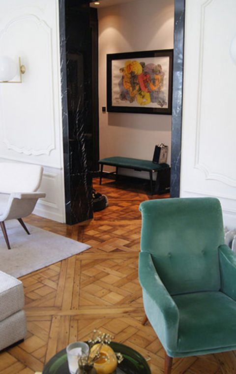 Appartement Henri Martin | Paris 16